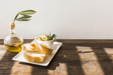 olijfolie brood